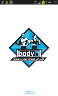 bodyFi - screenshot thumbnail