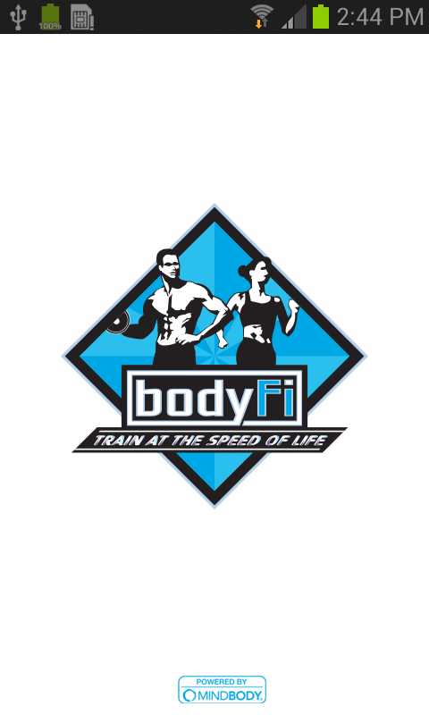 bodyFi - screenshot