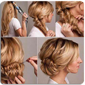 Hair Style Tutorial Step