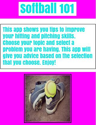 Softball101