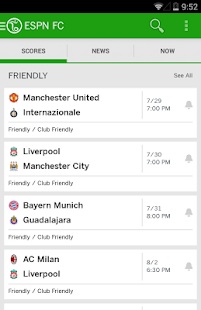 ESPN FC Soccer Screenshot 16