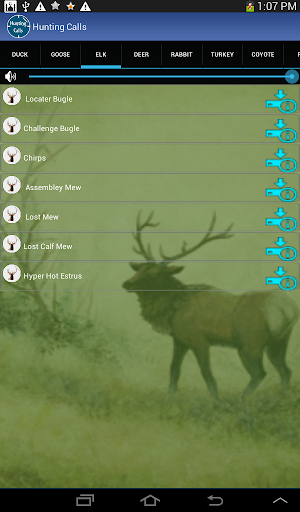 玩運動App Hunting Calls Free免費 APP試玩