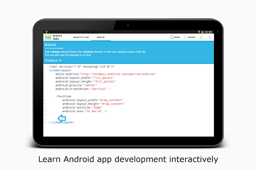 AIDE- IDE for Android Java C++ 3.2.190108 screenshots 4