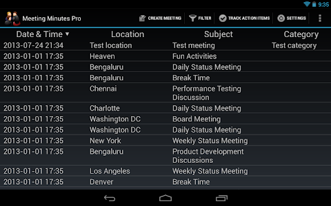 Meeting Minutes Pro v30
