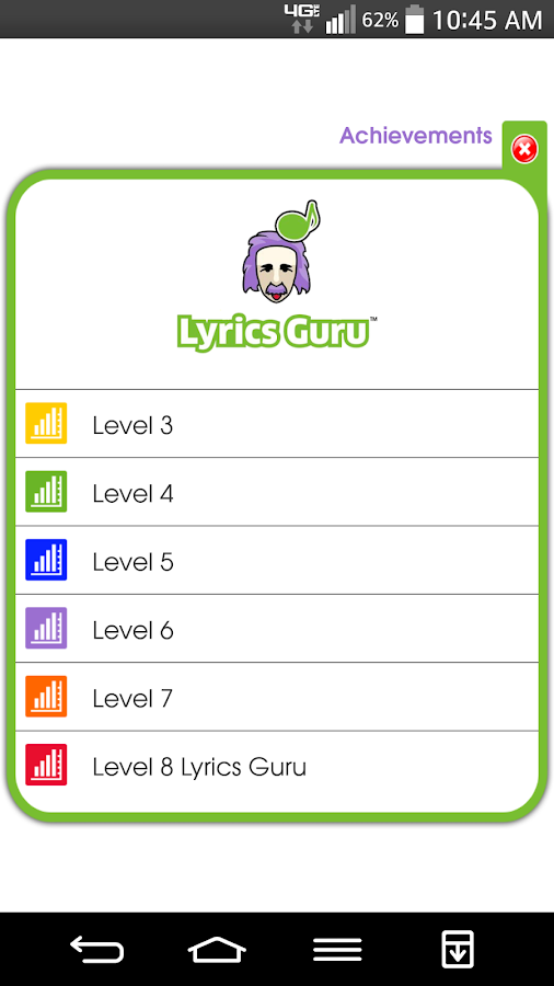 Lyrics Guru®- screenshot