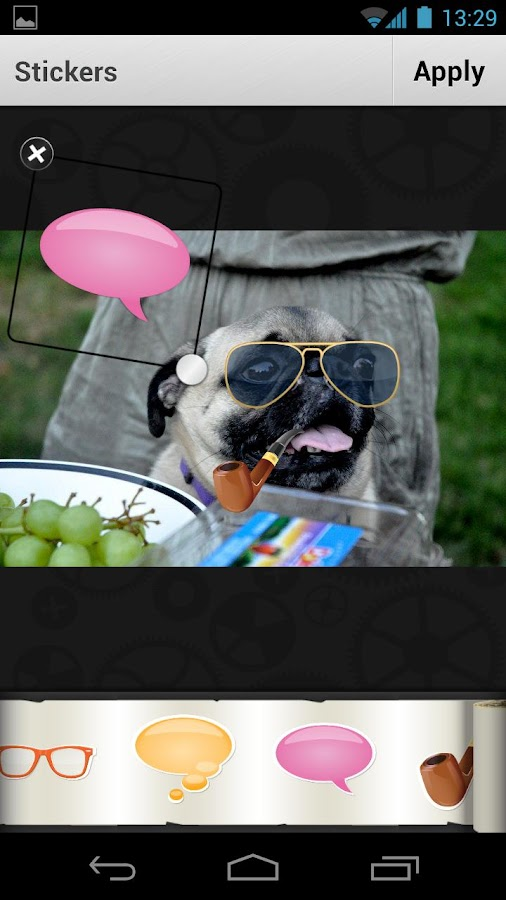 Aviary Stickers: Free Pack- screenshot
