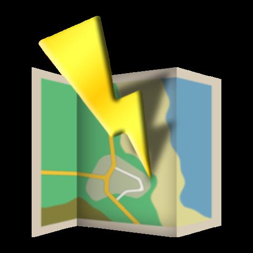 Lightning Locator 天氣 App LOGO-硬是要APP