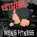 Extreme Men's Fitness logo