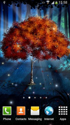 Magic Forest Live Wallpaper