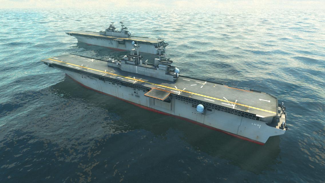 Navy Boat & Jet Parking Game – Aplikacje na Androida w ...