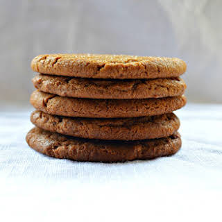 Molasses Cookies.