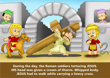 Bible Comic Kids: Jesus Christ 14.07.25 screenshots 2