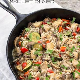 Italian Style Skillet Dinner