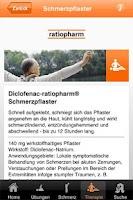 Screenshot of Rückenschule