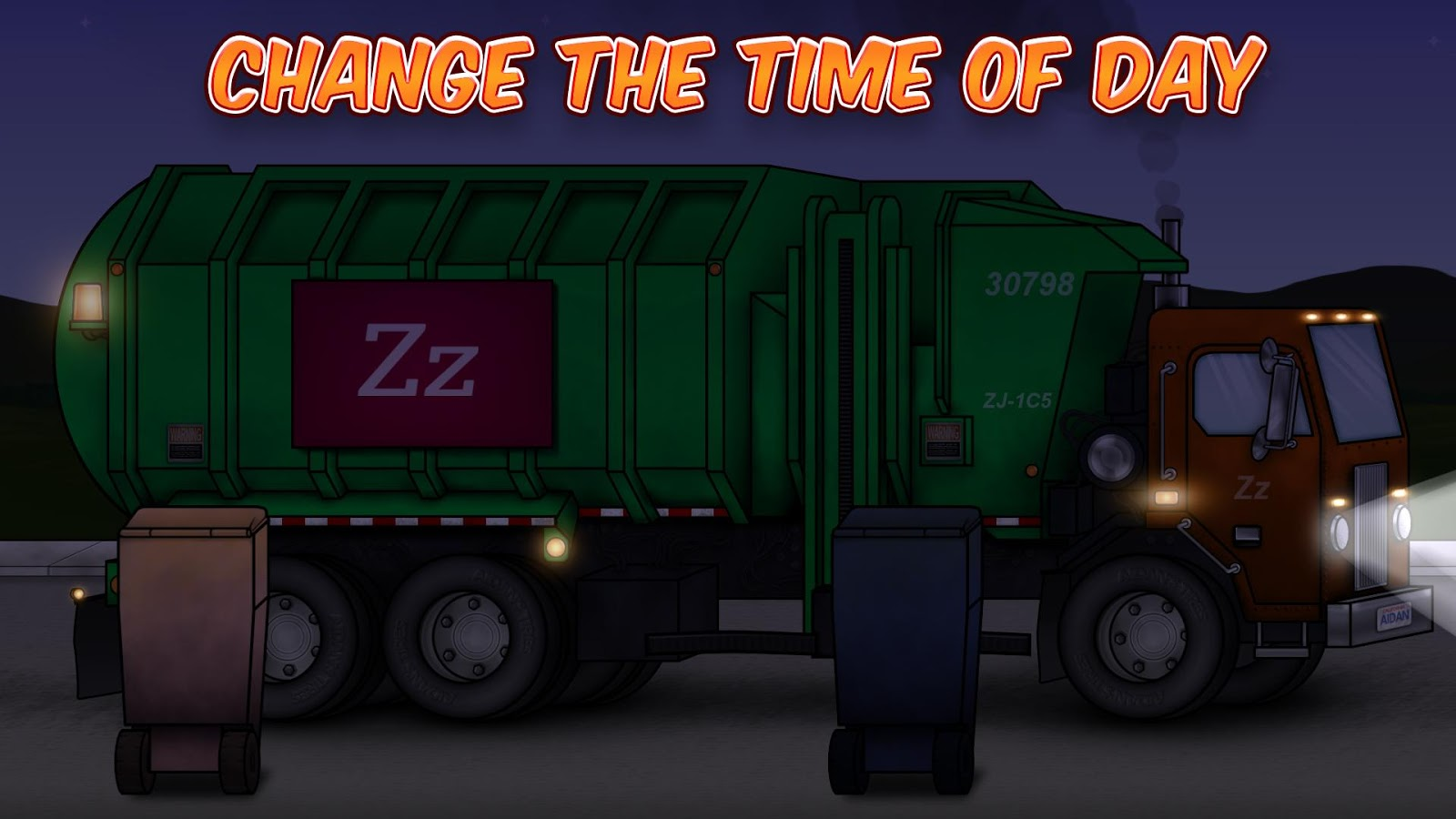 Garbage Truck!- screenshot