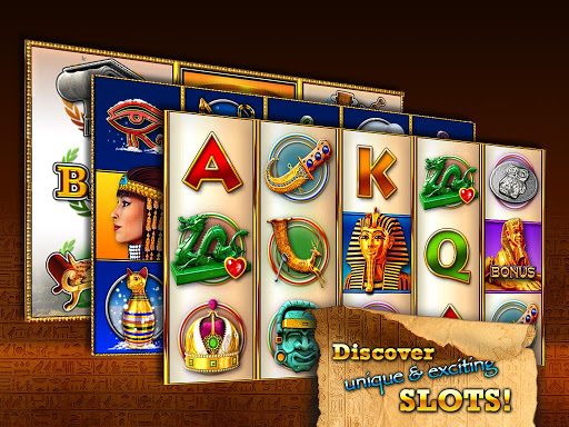Slots - Pharaoh's Way  8