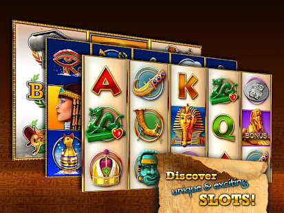 Game Slots Pharaoh's Way - Slot Machine & Casino Games APK for Windows Phone