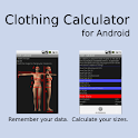Clothing-Calculator logo