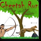 animale corsa - ghepardo icon