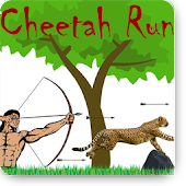 Animal Run - Cheetah