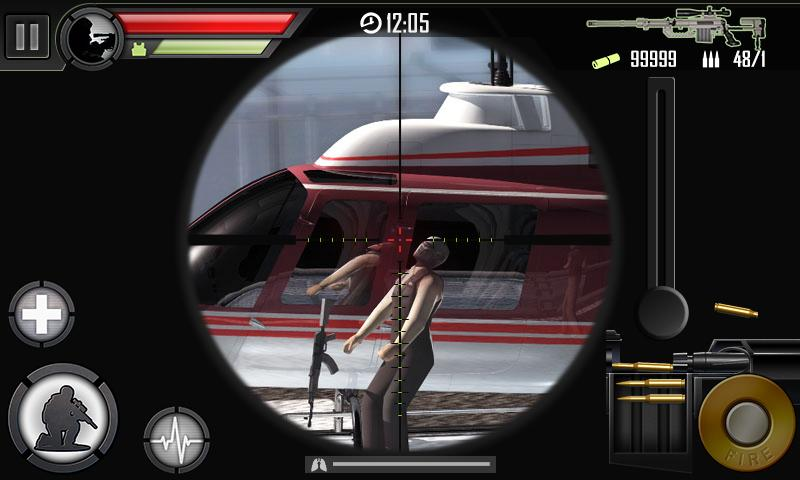 Modern Sniper- screenshot