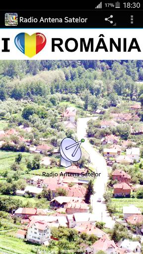 Radio Romania Antena Satelor
