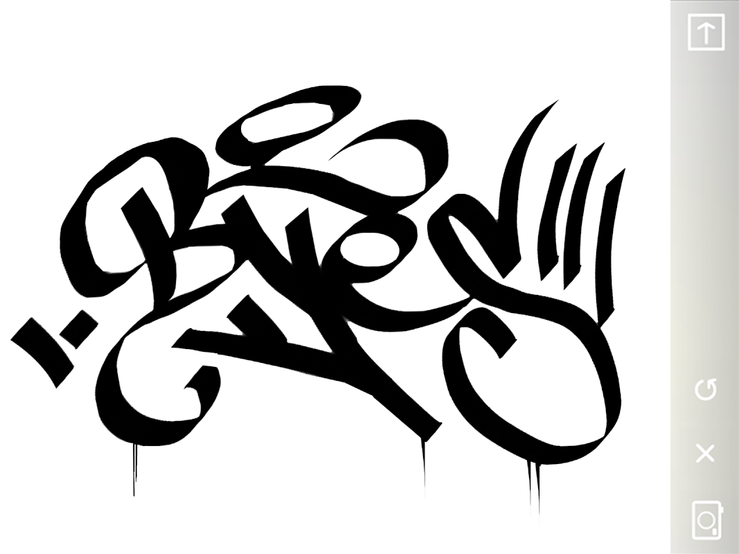 Graffiti tag marker pro screenshots