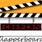 Clapperboard / Clapboard