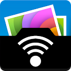 PhotoSync – transfer and backup photos & videos icon