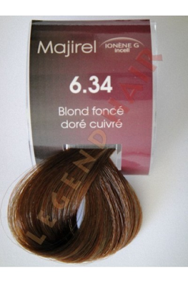 acheter majirel ionene g incell n blond fonc dor cuivr marseille chez delta beaut. Black Bedroom Furniture Sets. Home Design Ideas