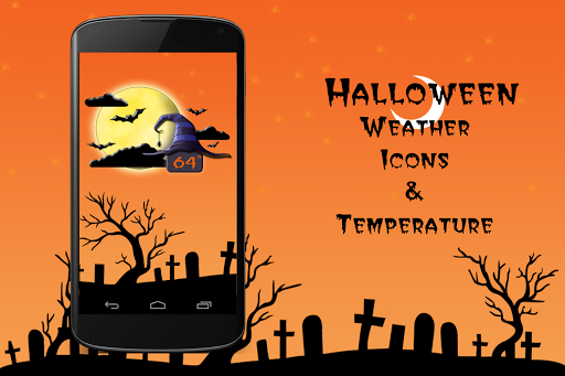 【免費個人化App】Halloween JellyBean UCCW Skin-APP點子