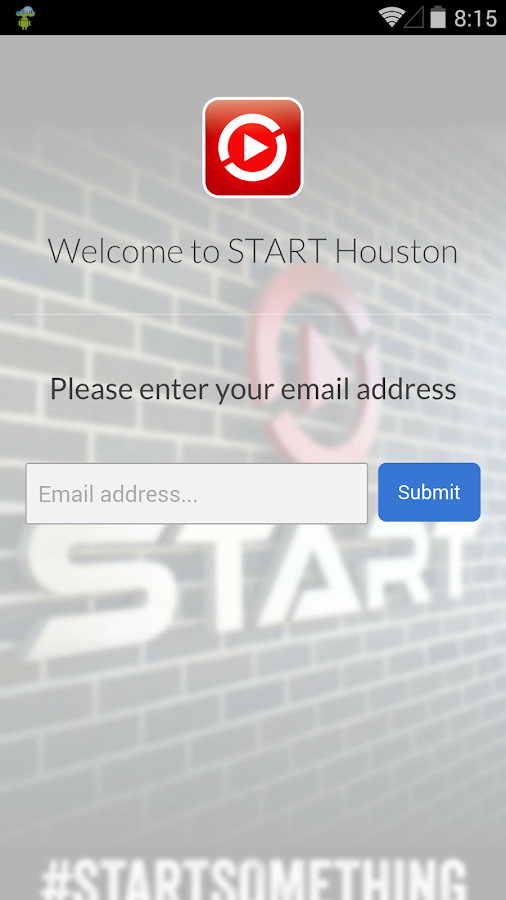 START Houston- screenshot