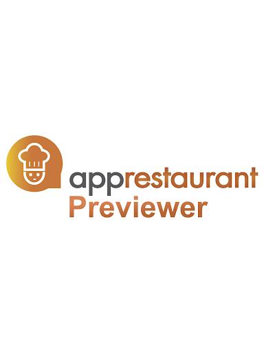 App restaurant previewer