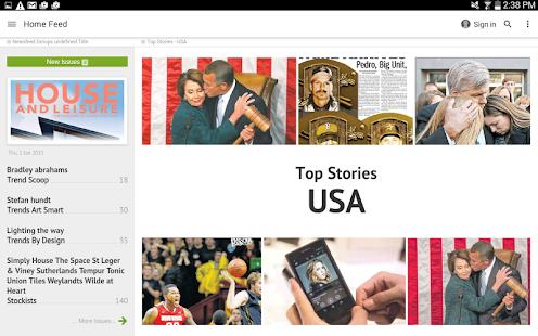 PressReader - screenshot thumbnail