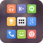 App Trim Go Apex Nova Icon Theme APK for Windows Phone