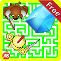 Kids Maze - Labyrinth Escape
