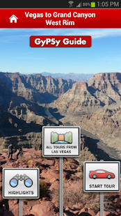 Vegas-Grand Canyon GyPSy Tour- screenshot thumbnail