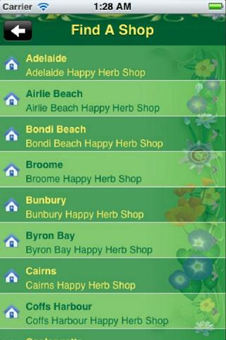Happy Herb Company - screenshot