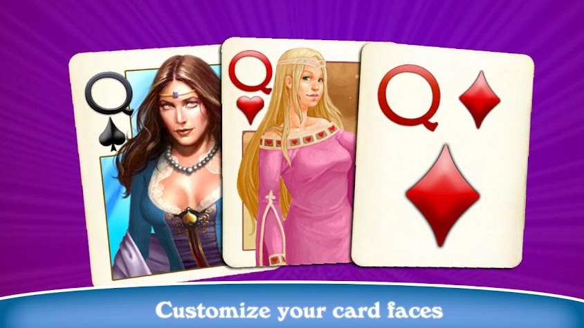 Euchre - Hardwood Games Screenshot