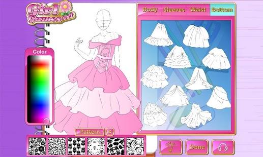 Princess Dress Fashion Studio