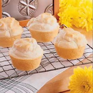 Fluffy Biscuit Muffins.
