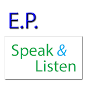 E.P. Speak and Listen