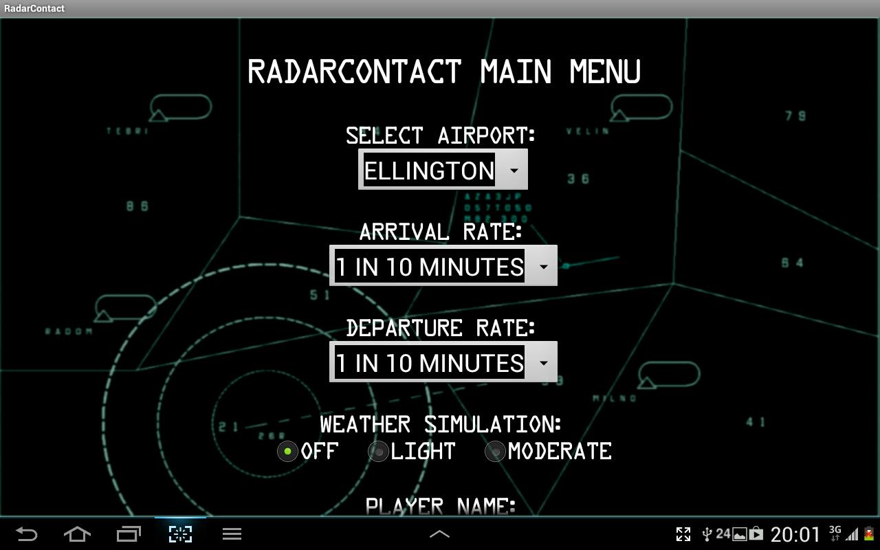 RadarContact- screenshot