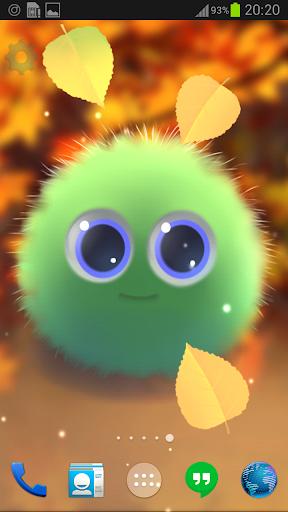 Fluffy Chu Live Wallpaper 1.4.4 screenshots 2