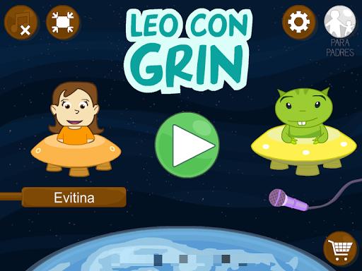 Leo con Grin: aprender a leer