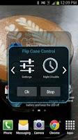 Screenshot of Flip Case Control