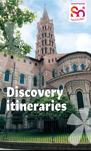 Itineraries Toulouse