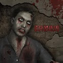 Front battle zombie shooter icon