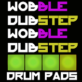 Wobble Dubstep Drum Pads