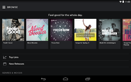 Spotify Music Screenshot 13